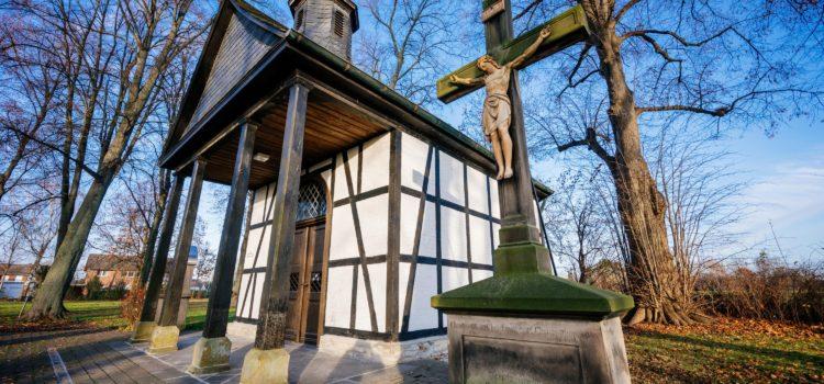 Eröffnung der renovierten Brünneken-Kapelle